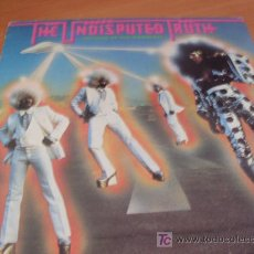 Discos de vinilo: UNDISPUTED TRUTH ( METHOD TO THE MADNESS) LP 1976 FRANCIA (VG / VG+ ). Lote 13795479