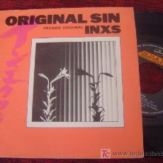 Vinyl-Schallplatten - INXS - ORIGINAL SIN - 23470857