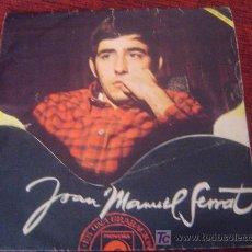 Discos de vinilo: JOAN MANUEL SERRAT - LA LA LA. Lote 23470863