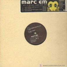 Discos de vinilo: MARC EM - I AM A GHOST MAXI 33T #2 - MAXISINGLE 1998. Lote 13814089