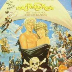 Discos de vinilo: BSO THE PIRATE MOVIE LP DOBLE 1982 SPAIN. Lote 13803927