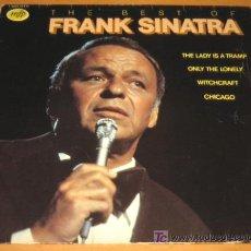 Discos de vinilo: FRANK SINATRA - THE BEST OF - LP - CAPITOL 1981 HOLLAND 58137 -. Lote 23756538