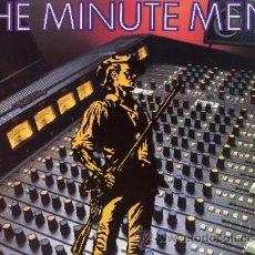 Discos de vinilo: THE MINUTE MEN ··· ENGINEERS CAN DANCE TOO - (LP 33 RPM) ··· NUEVO. Lote 26786257