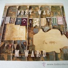 Discos de vinilo: LP M. WARD POST- WAR VINILO + MP3. Lote 47452301