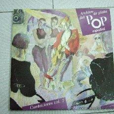 Discos de vinilo: VICTOR MANUEL Y ANA BELEN - 2 LP'S 1988 - CUADERNILLO CON BIOGRAFIA Y LETRAS DE LAS CANCIONES. Lote 24671903