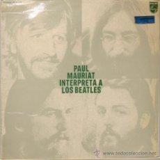 Discos de vinilo: PAUL MAURIAT INTERPRETA A LOS BEATLES LP 1975. Lote 13836066