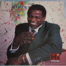 Discos de vinilo: AL GREEN ( LOVE VIRTUAL ) ENGLAND-1989 LP33 HI 'RARE & PREVIOUSLY UNRELEASED 1968-76'. Lote 13842282