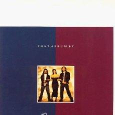 Discos de vinilo: OCEANIC ··· THAT ALBUM BY - (LP 33 RPM) ··· NUEVO. Lote 26817515