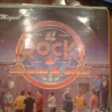 Discos de vinilo: 'EL ROCK DE UNA NOCHE DE VERANO', DE MIGUEL RÍOS. 1983.. Lote 27044425