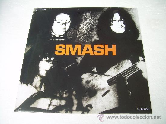 LP SMASH GLORIETA DE LOS LOTOS PSYCH SPAIN LTD 500 VINILO (Música - Discos - LP Vinilo - Grupos Españoles de los 70 y 80)