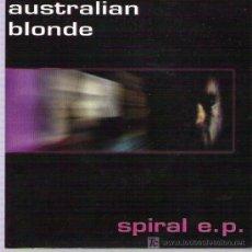 Discos de vinilo: AUSTRALIAN BLONDE - SPIRAL EP ***SUTERFUGE RECORDS 1994. Lote 18172894