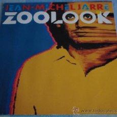 Discos de vinilo: JEAN-MICHEL JARRE ( ZOOLOOK ) 1984 - GERMANY LP33 POLYDOR. Lote 13870343