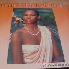 Discos de vinilo: WITNEY HOUSTON (YOU GIVE GOOD LOVE ) LP 1985 ALEMANIA (B-29). Lote 13882262