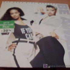 Discos de vinilo: WEE PAPA GIRL RAPPERS ( BE AWARE ) 12 INCH MAXI 1990 ALEMANIA ( EX / EX ) . Lote 13882491