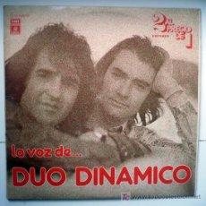 Discos de vinilo: DUO DINAMICO- LP DOBLE. Lote 26881442