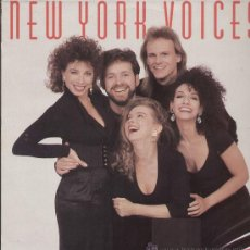 Discos de vinilo: NEW YORK VOICE (LP GRP 1989). Lote 13888498