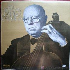 Discos de vinilo: LP - EL ARTE DE PABLO CASALS. Lote 13967743