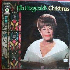Discos de vinilo: LP - ELLA FITZGERALD'S CHRISTMAS. Lote 25464593