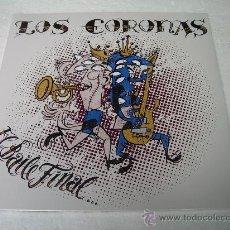 Discos de vinilo: LP LOS CORONAS EL BAILE FINAL VINILO SEX MUSEUM SURF 1º EDICIÓN. Lote 48338408