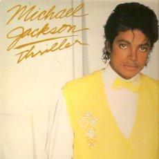 Discos de vinilo: MICHAEL JACKSON MAXI-SINGLE SELLO EPIC EDITADO EN ESPAÑA AÑO 1983.. Lote 13989511