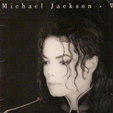 Discos de vinilo: MICHAEL JACKSON MAXI-SINGLE SELLO EPIC EDITADO EN ESPAÑA AÑO 1992.. Lote 13989544