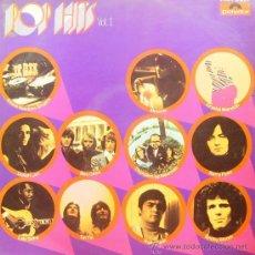 Discos de vinilo: POP HITS VOLUMEN 1-EDWIN HAWKINS SINGERS + DALIAH LAVI + MELANIE + TIN TIN... LP 1971 VINILO. Lote 14016510