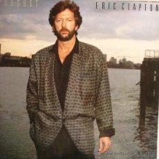 Discos de vinilo: ERIC CLAPTON / AUGUST. Lote 14045800