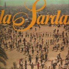 Discos de vinilo: 3 DISCOS LP DE SARDANES / SARDANAS - COBLAS BARCELONA & LA PRINCIPAL DE LA BISBAL . Lote 14056766