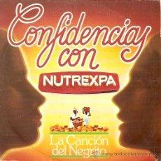 Discos de vinilo: ROBERTO RIZO DISCO PROMOCIONAL DE LA CANCION DEL COLA-CAO. Lote 14057440