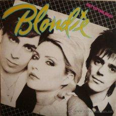 Discos de vinilo: BLONDIE / EAT TO THE BEAT. Lote 14058762