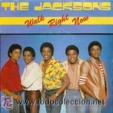 Discos de vinilo: MICHAEL JACKSON AND THE JACKSONS / WALK RIGHT NOW / SINGLE DE VINILO HOLANDES. Lote 14059544