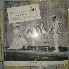 Discos de vinilo: MARY POPPINS / FLEXIDISCO PROMOCIONAL DE MUÑECAS DE FAMOSA. Lote 190540538