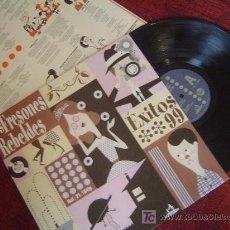 Discos de vinilo: LOS FRESONES REBELDES - EXITOS 99. Lote 24443989