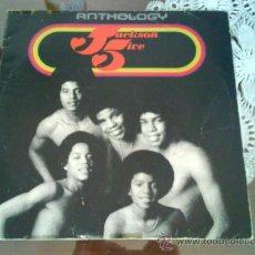 Discos de vinilo: MICHAEL JACKSON AND JACKSON FIVE/ ANTHOLOGY/ DOBLE LP ESPAÑOL. Lote 14089900