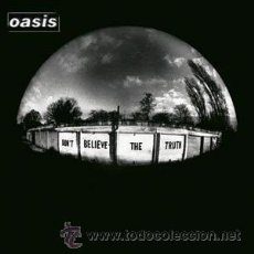 Discos de vinilo: LP OASIS DON'T BELIEVE THE TRUTH EDICION VINILO 2018. Lote 174322197