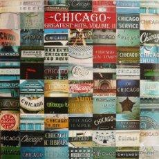Discos de vinilo: CHICAGO / GREATEST HITS, VOLUME II. Lote 14099511