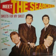 Discos de vinilo: THE SEARCHERS / MEET THE SEARCHERS. Lote 14107897