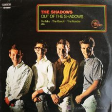 Discos de vinilo: THE SHADOWS / OUT OF THE SHADOWS. Lote 14107963