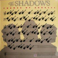 Discos de vinilo: THE SHADOWS / CHANGE OF ADDRESS. Lote 14107992
