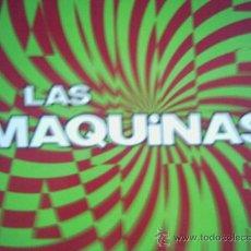 Discos de vinilo: LAS MAQUINAS,DEL 92. Lote 14145688