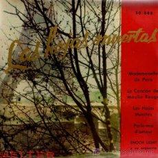 Discos de vinilo: SINGLE - ENOCH LIGHT Y SU ORQUESTA - LAS HOJAS MUERTAS. Lote 19329800