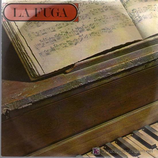 SINGLE - GUIA PARA LA MÚSICA 2 - LA FUGA (Música - Discos - Singles Vinilo - Clásica, Ópera, Zarzuela y Marchas)