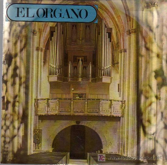 SINGLE - GUIA PARA LA MÚSICA 1 - EL ORGANO (Música - Discos - Singles Vinilo - Clásica, Ópera, Zarzuela y Marchas)