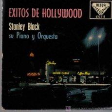 Discos de vinilo: SINGLE - EXITOS DE HOLLYWOOD - STANLEY BLACK SU PIANO Y ORQUESTA - QUE HERMOSO ES EL AMOR.... Lote 14181395