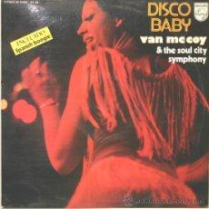 Discos de vinilo: VAN MCCOY & THE SOUL CITY SYMPHONY DISCO BABY LP PHILIPS 1976. Lote 14154928