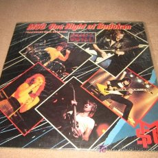 Discos de vinilo: MSG , ONE NIGHT AT BUDOKAN - DOBLE LP - ESPAÑOL 1982. Lote 14178888