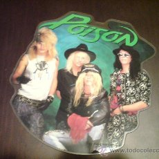 Discos de vinilo: POISON - EVERY ROSE HAS ITS THORN - MAXI FOTODISCO - 1988 - VINILOVINTAGE. Lote 22791538