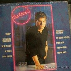 Discos de vinilo: COCKTAIL BSO OST LP. Lote 27426403