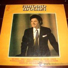 Discos de vinilo: ANTONIO MOLINA. Lote 26853933