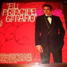 Discos de vinilo: EL PRINCIPE GITANO. Lote 24284800